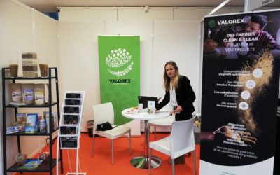 Valorex FOOD fait salon