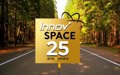 Valorex doublement récompensé pour les 25 ans d'Innov'SPACE