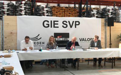 Union de 3 acteurs bretons de la nutrition animale pour réduire la dépendance aux protéines importées
