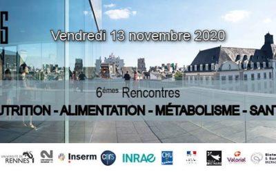 Retour sur les Rencontres du groupement d'intérêt scientifique Nutritions-Alimentation-Métabolisme-Santé