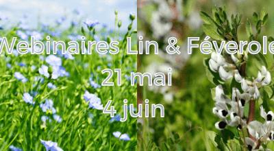 Webinaires filières végétales : Mai et Juin 2021